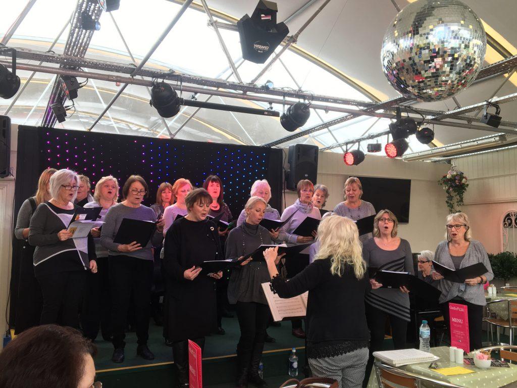 SingSing Ladies Choir