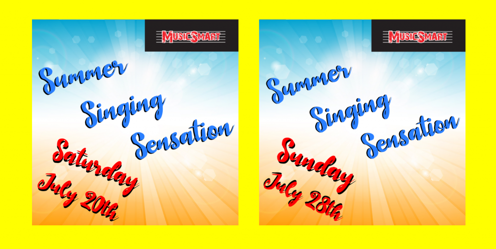 Summer Singing Sensation