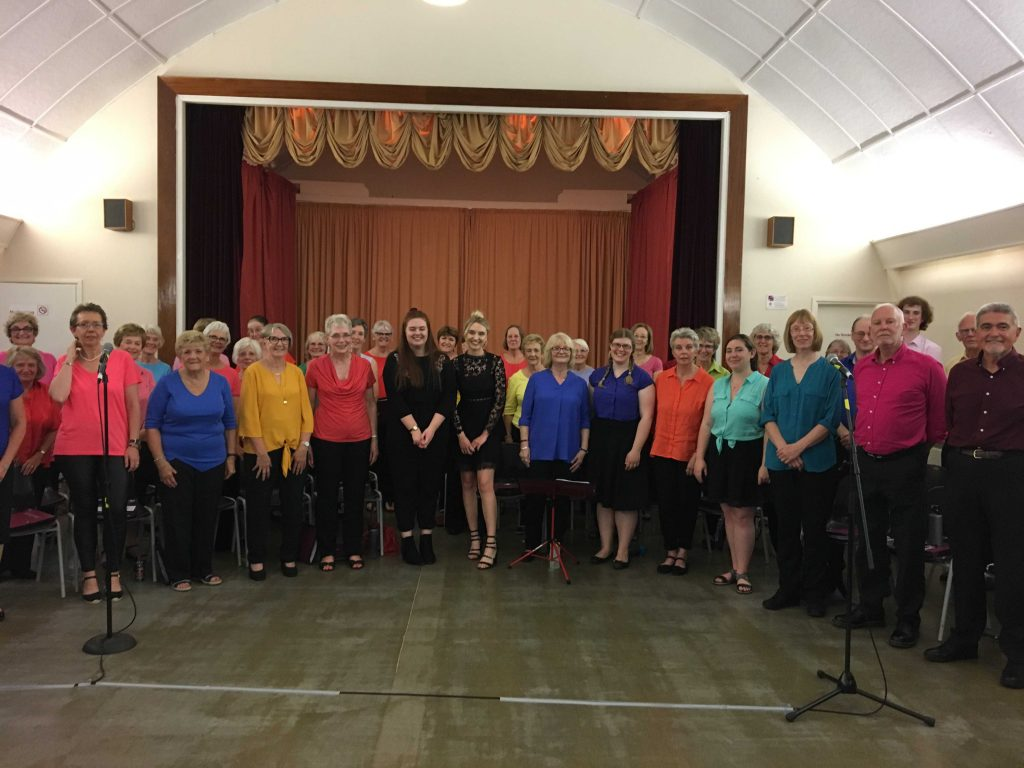 Coda Community Choir Summer concert